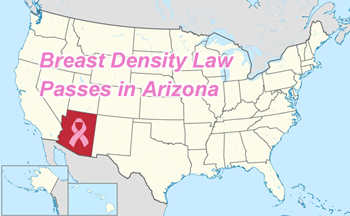 Gov. Jan Brewer signs Breast Density Law